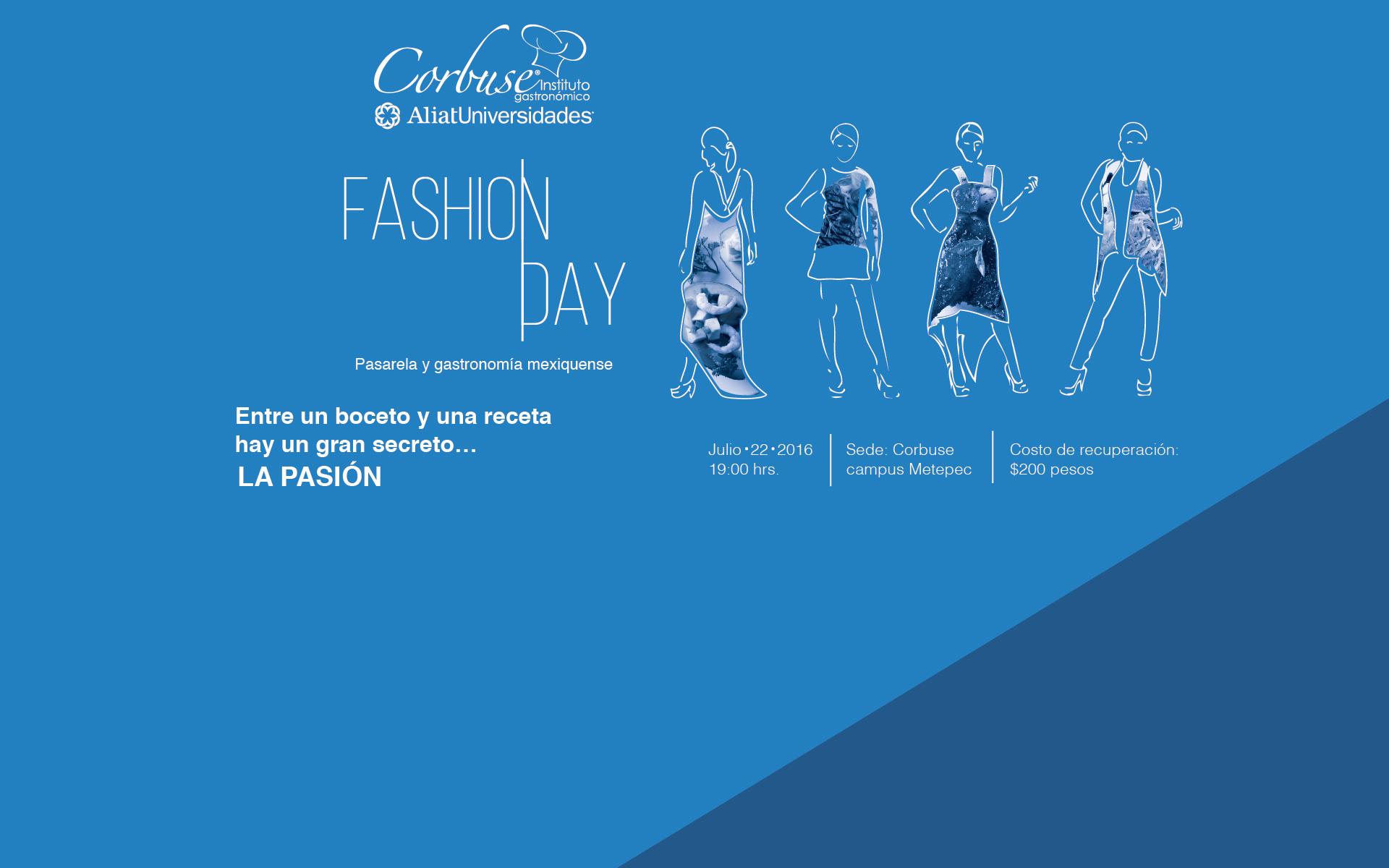 Fashion day banner