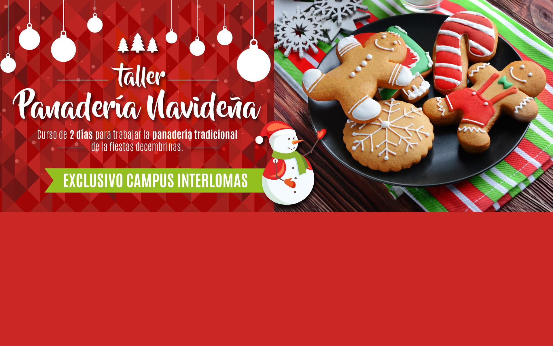 Navidad taller Navideño